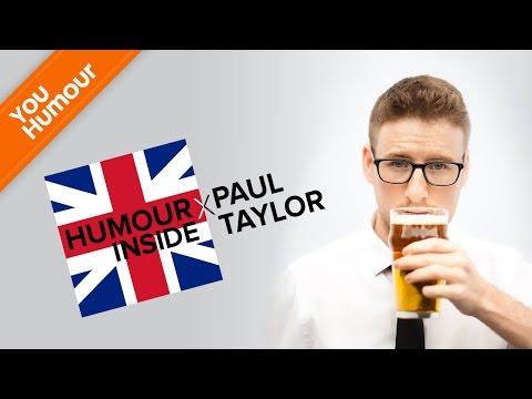 HUMOUR INSIDE - Paul Taylor