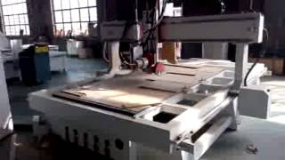 Cnc Router With Saw To Make Picture Frame