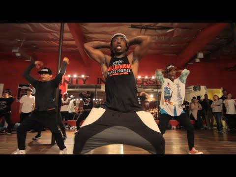 @TreySongz - Show Me (Remix) | Dance Choreography by WilldaBEAST Adams