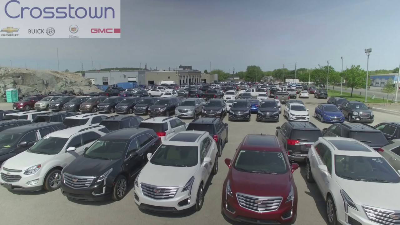 Sudbury Car Dealerships >> Crosstown Chevrolet Buick Gmc New Used Gm Dealer