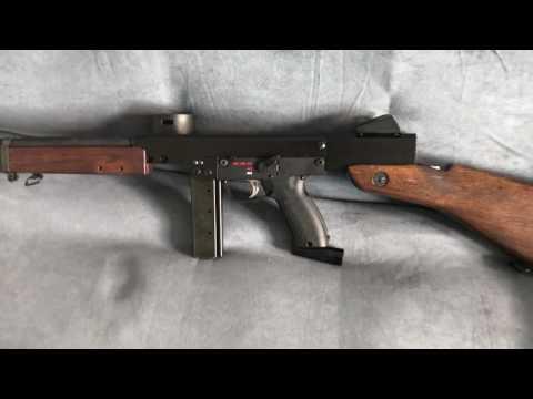 Tippmann X7 Phenom M1A1 Thompson - Как поздравить с Днем