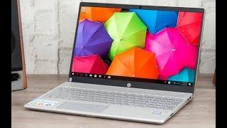 Đánh giá Laptop văn phòng kết hợp đồ hoạ - HP 15 pavilion DA000