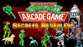 #TMNT2 #TurtlesII Teenage Mutant Ninja Turtles II: The Arcade Game NES - ULTIMATE GUIDE  (Deathless)