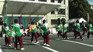 静大祭in浜松2011 浜松学生連 鰻陀羅 風宴