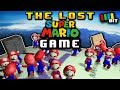 THE UNRELEASED MARIO GAME | Mystery Bit [TetraBitGaming]
