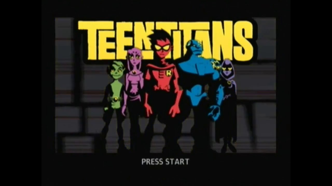 Teen Titans Video Game Titans Vs The Hive Academy -6302