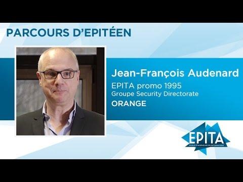 Parcours d'Epitéen - Jean-François Audenard (promo 1995) - ORANGE