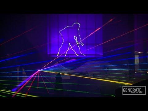 Generate Festival 2017 - Soundstruck & Laser Show