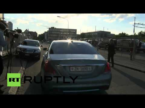 Switzerland: Prince Ali leaves 65th FIFA Congress after election defeat