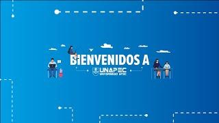 Bienvenida Virtual UNAPEC a estudiantes de nuevo ingreso, mayo-agosto 2020