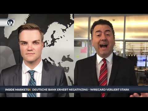 Tuchman über Abkopplung der Börse von der Realität - und Blick auf Wirecard, Bayer, Paypal