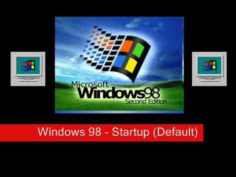 Microsoft windows 98 startup sound download | Windows Me sounds