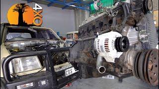 20-Year-Old Land Cruiser Restoration. Part-11. Back together again.