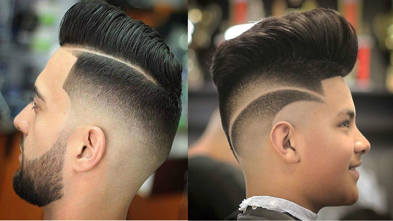 New Super Trendy Hairstyles For Men 2017 2018 Mens New Super Short