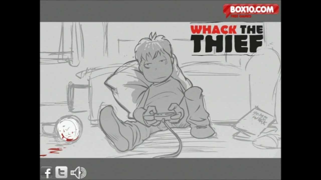 Whack The Thief