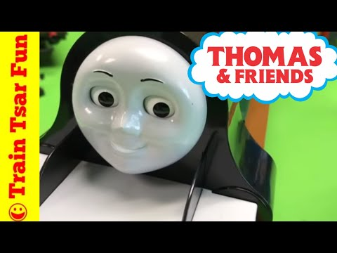 Thomas and Friends LARGE EXCELLENT EMILY and LARGE Toy Train Haul! Bachmann Trains