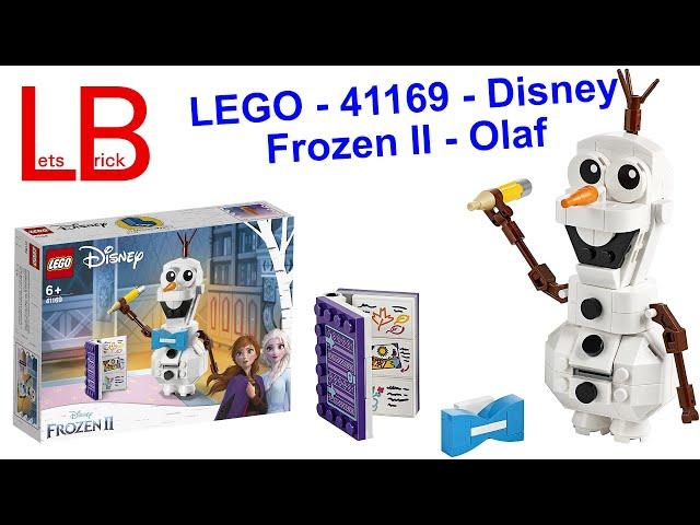 LEGO® - 41169 - Disney - Frozen II - Olaf