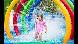 Hotel Granada Luxury Belek 5*. Turkey, Belek. Водные игры. Детский аквапарк.