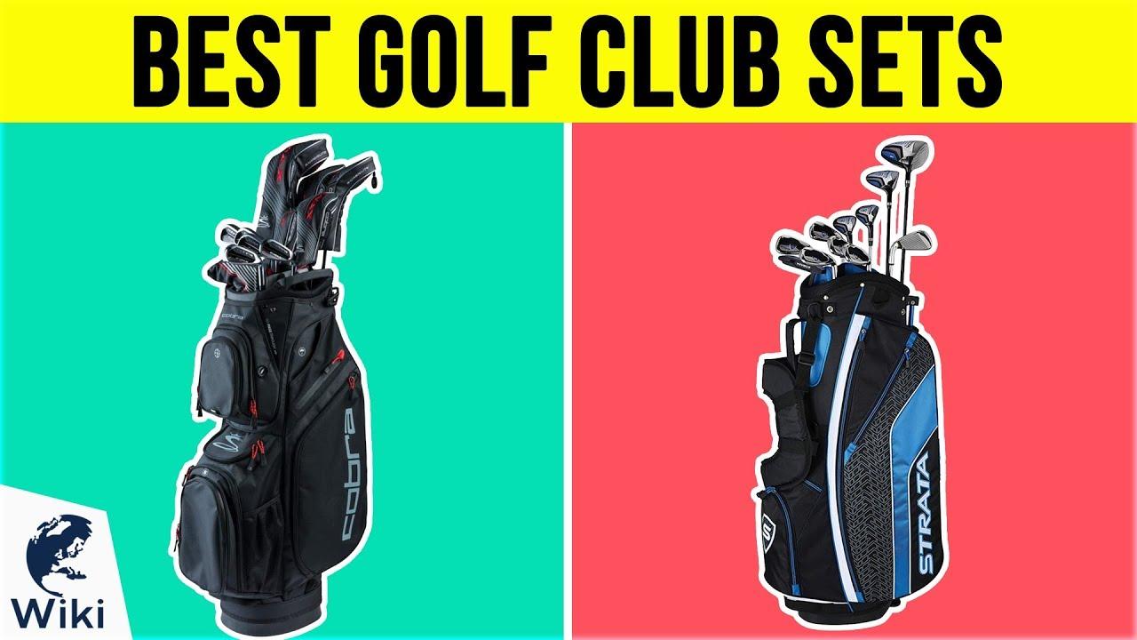 10 Best Golf Club Sets 2019 Youtube