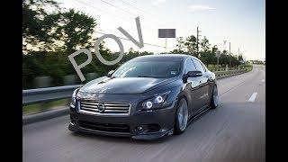 Nissan Maxima 2012 Videos