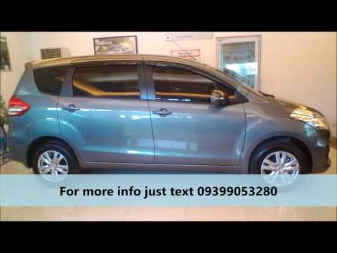 Suzuki Ertiga GL Manual - Grey