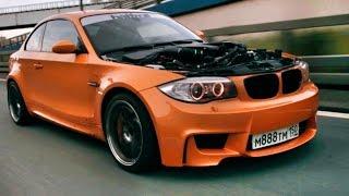 BMW 1М с V8 мотором от X5M 4.4 BiTurbo 555 сил + пневма и полный привод!) История крутого БМВ : )