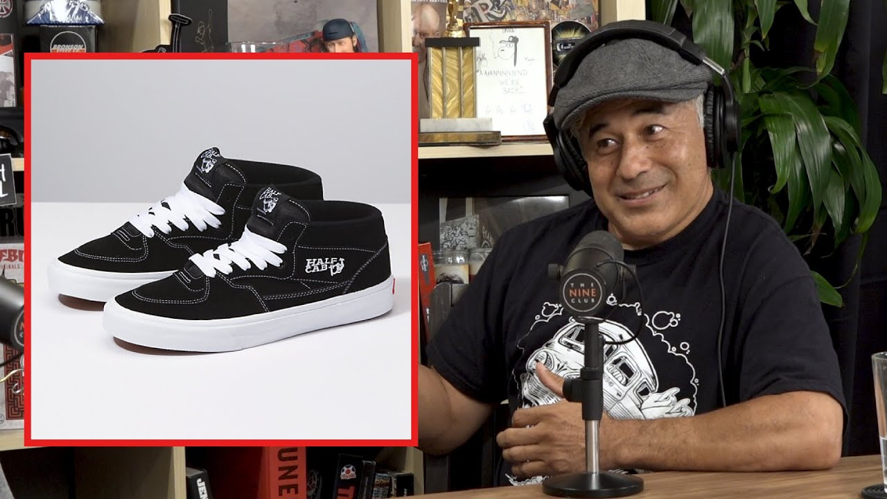 How the Half Cab Vans Shoe Came About