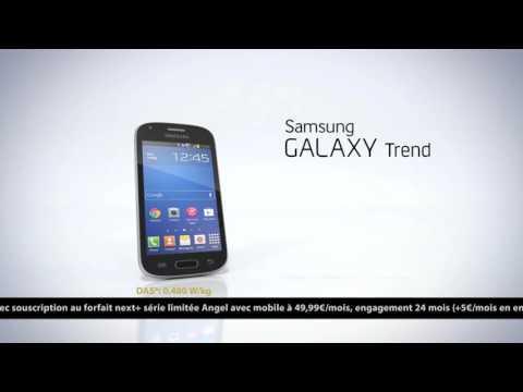 Vidéo mobile Samsung