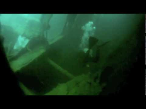 Subic Bay Wreck Diving (USS New York)