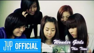 "Wonder Girls ""This time"" M/V"