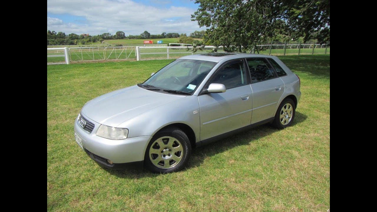 2002 Audi A3 1 8 Turbo Hatchback  1 Reserve     Cash4cars