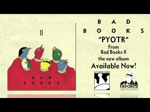 "Bad Books ""Pyotr"""