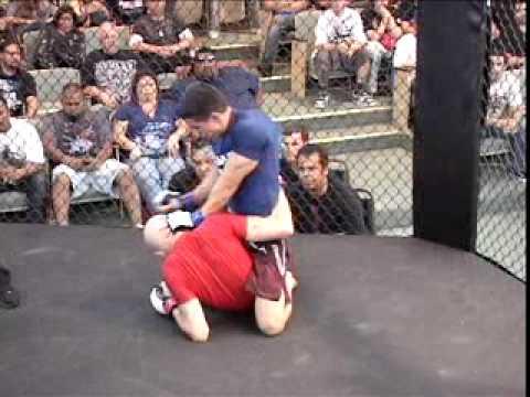Quake in the Cage 4: Jonathan Soler VS Ryan Sorenson