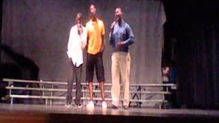 Boyz II Men If I Ever Fall In Love Again FT. Jerry Henderson, Taurus Sneed, and Mike Mike