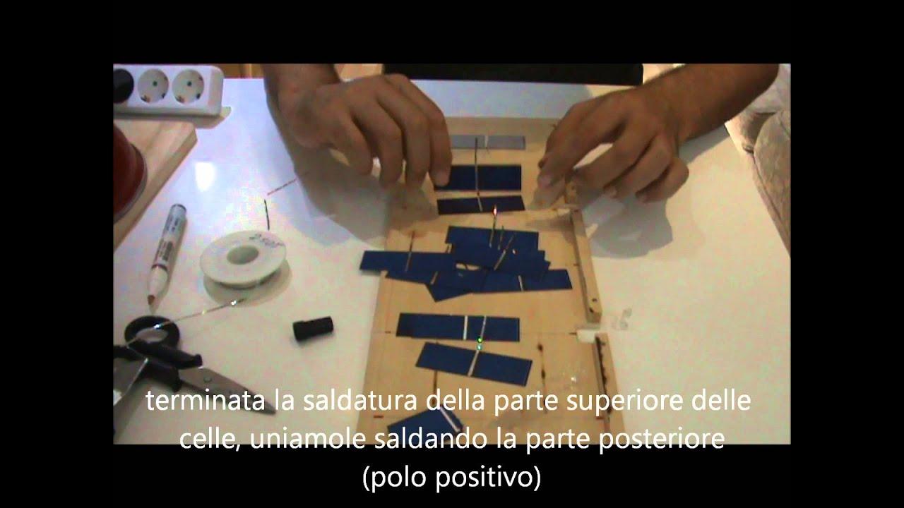 Cellulare Con Pannello Solare : Come costruire un pannello solare fatto in casa caricatore