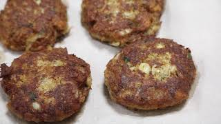 Tasty Tuesdays with Chef Blake Episode 2 - Crabcakes