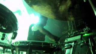 tommy lee 360 roller coaster drum solo