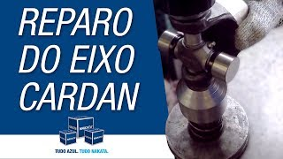 Video Reparo do eixo Cardan download MP3, 3GP, MP4, WEBM, AVI, FLV Juni 2018