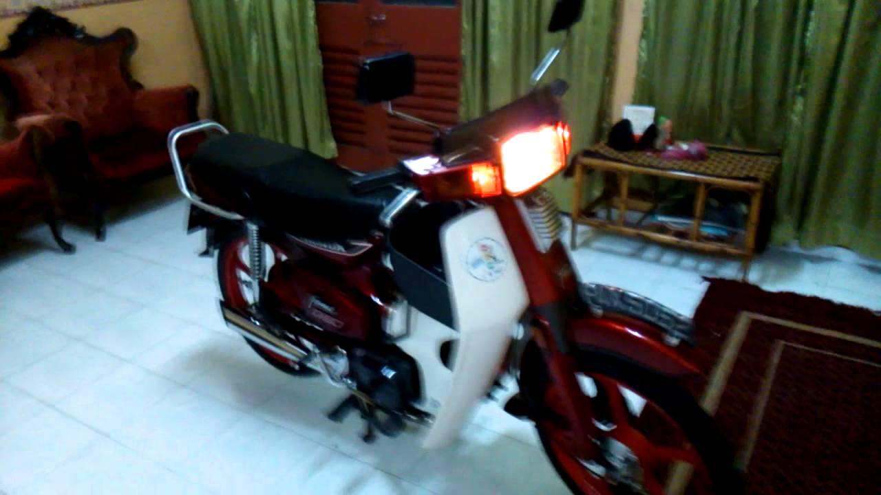 100 Gambar Motor Honda Fame Terupdate Gubuk Modifikasi