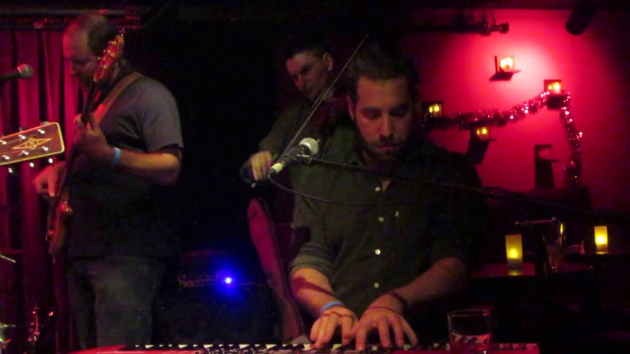 Luddy Mussy @ their Lizard Lounge Residency - YouTube