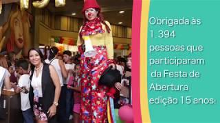 FICI 2017 Aracaju - Festa de abertura