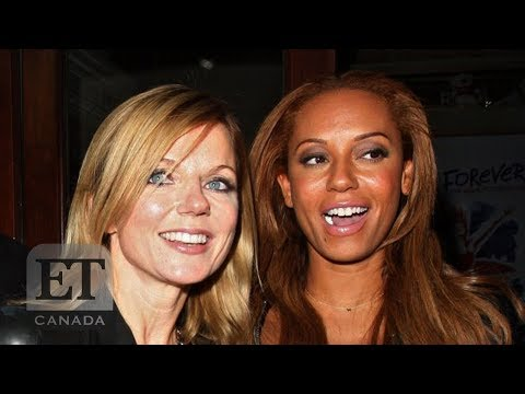 Geri Halliwell Denies Sleeping With Mel B Mp3