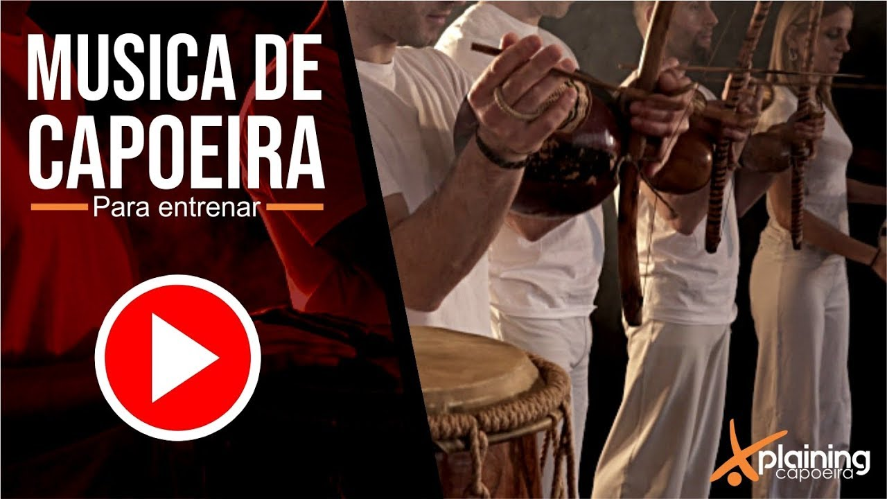 cantigas de capoeira para music