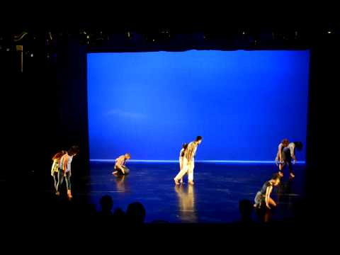 This is a video of a dance that I recently choreographed