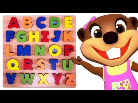 los-niños-aprenden-los-colores-&-abcs-con-el-juego-de-rompecabezas-de-el-alfabeto