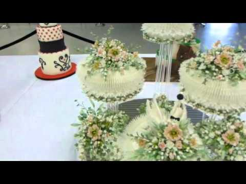 Cake World Hamburg March 2015 Ceri Dz Video diary