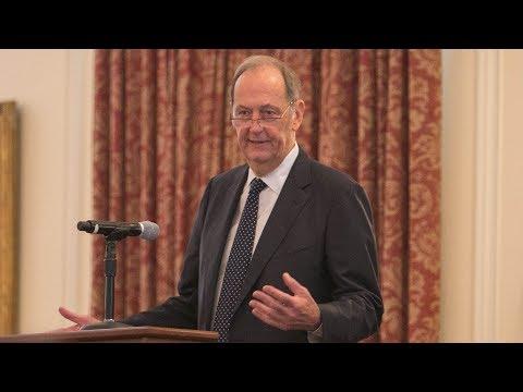 Bill Bradley keynote address for The Presidential Nominations Process Symposium