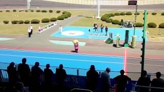 防府競輪場マスコット ホープくんをひたすら撮ってみた!