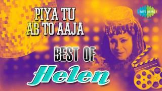 Piya Tu Ab To Aaja | Caravan | Helen | Asha Bhosle, Rahul Dev Burman