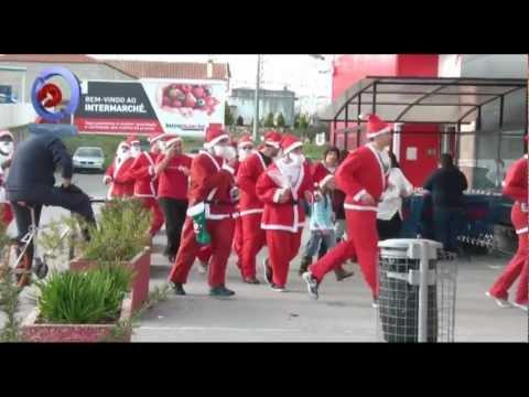Soltem o Pai Natal em Celorico da Beira